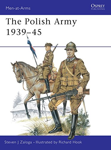 9780850454178: The Polish Army 1939-1945 (Men at Arms Series, 117)