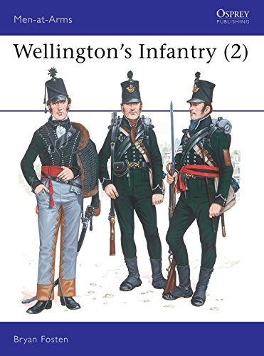 Wellington's Infantry (Men at Arms Series, 119) (0850454190) by Bryan Fosten