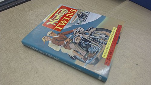 9780850454239: Norton twins: The postwar 500, 600, 650, 750, 850 and lightweight twins (Osprey collector's library)