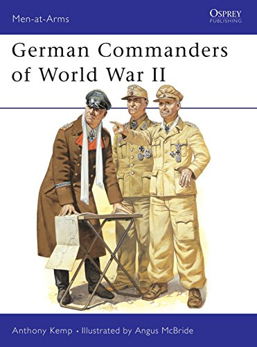 9780850454338: German Commanders of World War II