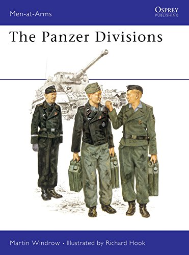 9780850454345: The Panzer Divisions (Men-at-Arms)
