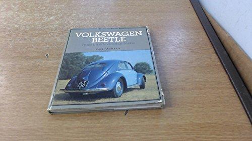 9780850454390: Volkswagen Beetle (Osprey autohistory)