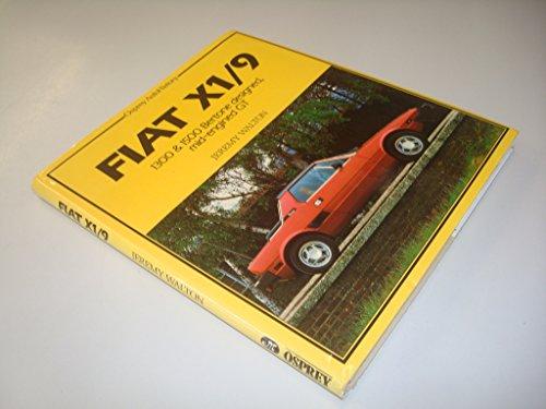 9780850454567: Fiat X1/9