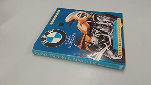 9780850454703: BMW twins and singles: The postwar 250 singles and 450 to 1000 twins (Osprey collector's library)