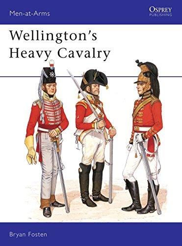 9780850454741: Wellington's Heavy Cavalry (Men-at-Arms)