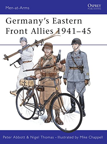 9780850454758: Germany's Eastern Front Allies 1941–45 (Men-at-Arms)