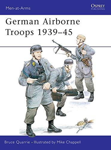 9780850454802: German Airborne Troops 1939–45 (Men-at-Arms)