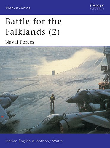 9780850454925: Battle for the Falklands: Naval Forces: 002