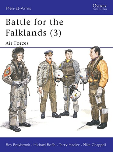9780850454932: Battle for the Falklands: Air Forces: 003