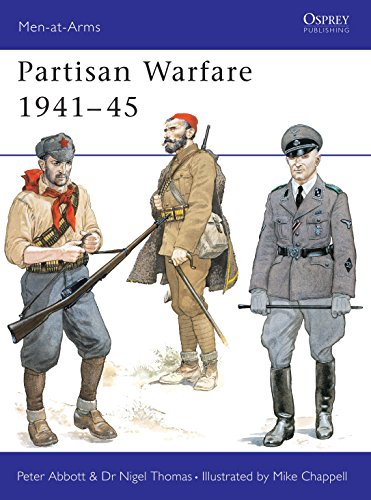 9780850455137: Partisan Warfare 1941–45 (Men-at-Arms)