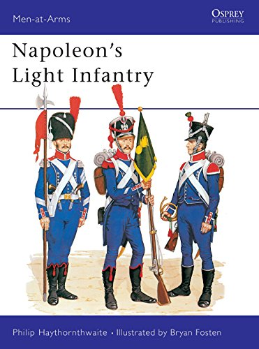9780850455212: Napoleon's Light Infantry