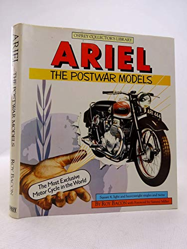 9780850455373: ARIEL - THE POST WAR MODELS (Osprey collector's library)