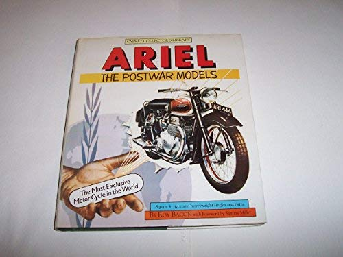 9780850455373: Ariel - the Post War Models