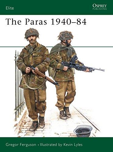 9780850455731: The Paras 1940-1984