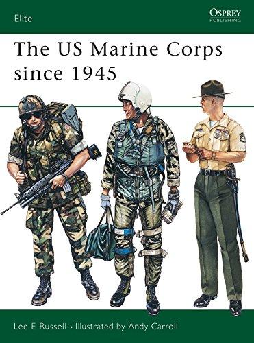 9780850455748: The US Marine Corps since 1945 (Elite)