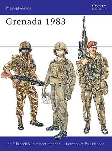 9780850455830: Grenada, 1983 (Men-at-Arms)