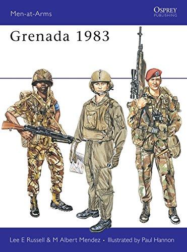 9780850455830: Grenada 1983 (Men-at-Arms)