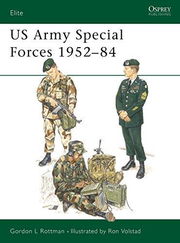 Osprey Elite Series 4 : US Army Special