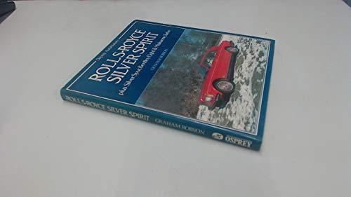 9780850456219: Rolls Royce Silver Spirit plus Silver Spur, Bentley Eight & Mulsanne, Turbo