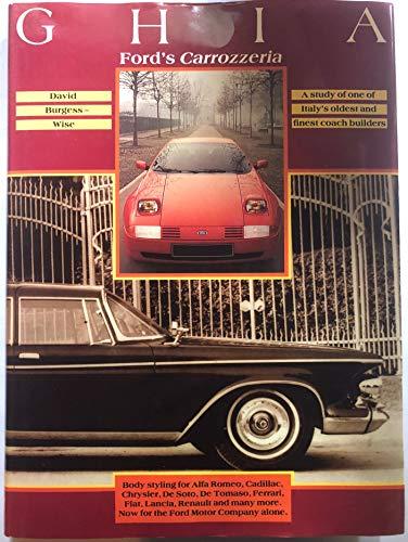 9780850456257: Ghia: Ford's Carrozzeria