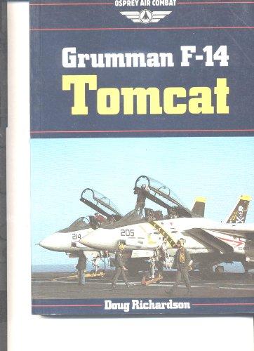 9780850456271: GRUMMAN F-14 TOMCAT PPR (Osprey air combat)