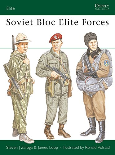 9780850456318: Soviet Bloc Elite Forces