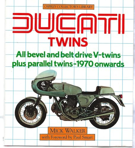 9780850456349: Ducati Twins (Osprey collector's library)