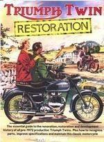 9780850456356: Triumph Twin Restoration