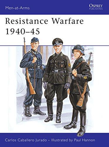 9780850456387: Resistance Warfare 1940-45