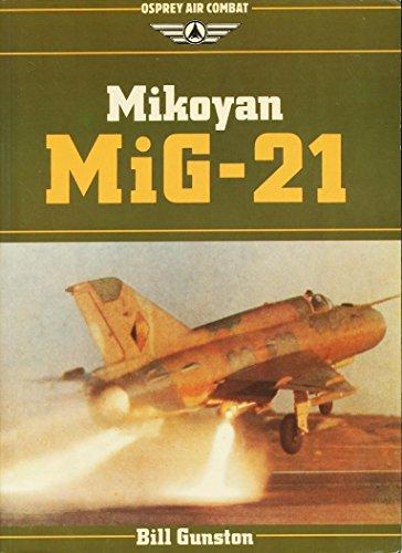 9780850456523: Mikoyan MiG-21 (Osprey Air Combat)