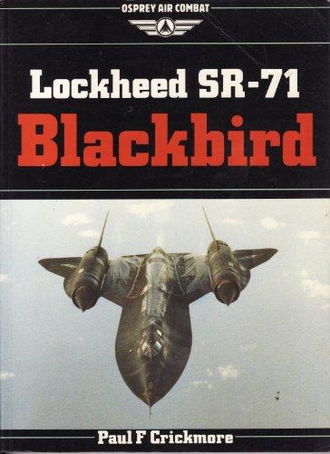 Lockheed SR-71 Blackbird: Paul Crickmore