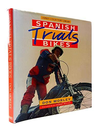 9780850456639: SPANISH TRIALS BIKES BARGAIN BK (Osprey collector's library)