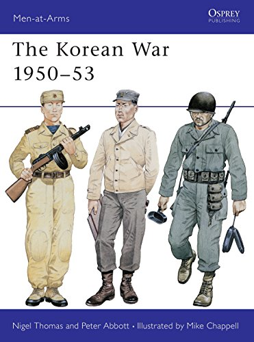 9780850456851: The Korean War 1950-53 (Men-at-Arms)