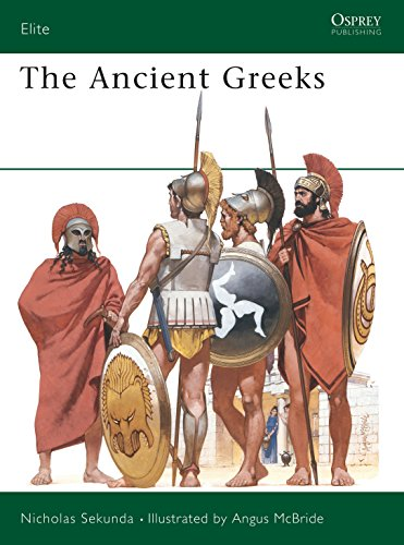 9780850456868: The Ancient Greeks