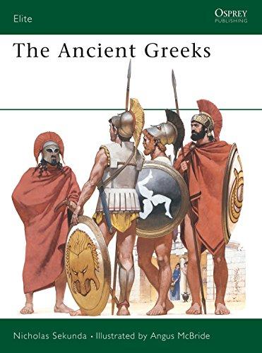 9780850456868: The Ancient Greeks (Elite)