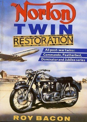 9780850457087: Norton Twin Restoration