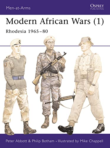 9780850457285: Modern African Wars (1): Rhodesia 1965-80: Rhodesia, 1965-80 No. 1 (Men-at-Arms)