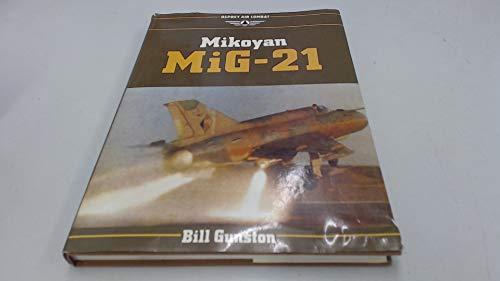 9780850457346: Mikoyan MiG 21 (Osprey air combat)