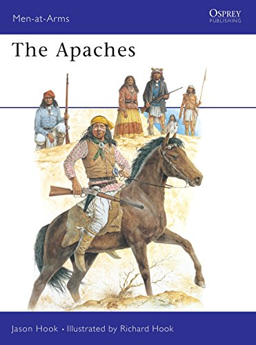 9780850457384: The Apaches (Men-at-Arms)