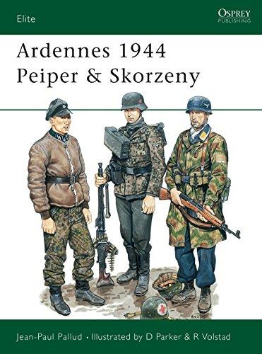 9780850457407: Ardennes 1944: Peiper and Skorzeny