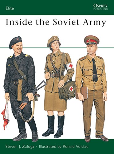 9780850457414: Inside the Soviet Army Today