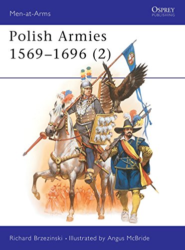 9780850457445: Polish Armies (2) 1569-1696 (Men at Arms Series, 188)