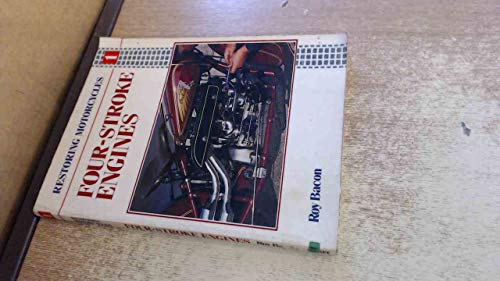 9780850457872: Restoring Motorcycles: Four-Stroke Engines