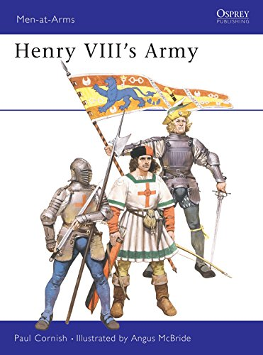 9780850457988: Henry VIII's Army
