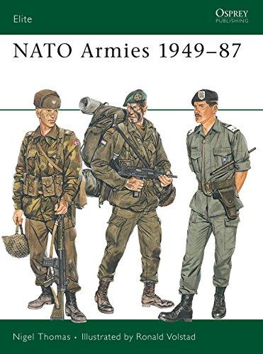 9780850458220: NATO Armies 1949-87 (Elite)