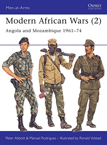 9780850458435: Modern African Wars: Angola and Mozambique, 1961-74 (Men-at-Arms)