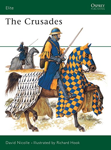 9780850458541: The Crusades (Elite)
