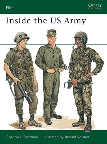 9780850458558: Inside the Us Army