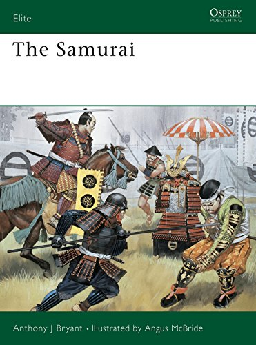9780850458978: The Samurai (Elite)