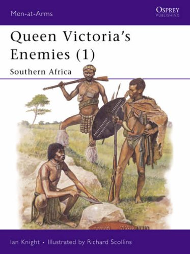 9780850459012: Victoria's Enemies: Vol 1 - Southern Africa (Men-at-arms)